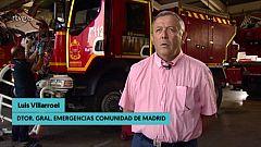 """Luis Villarroel: """"Los móviles facilitan la detección de incendios"""""""