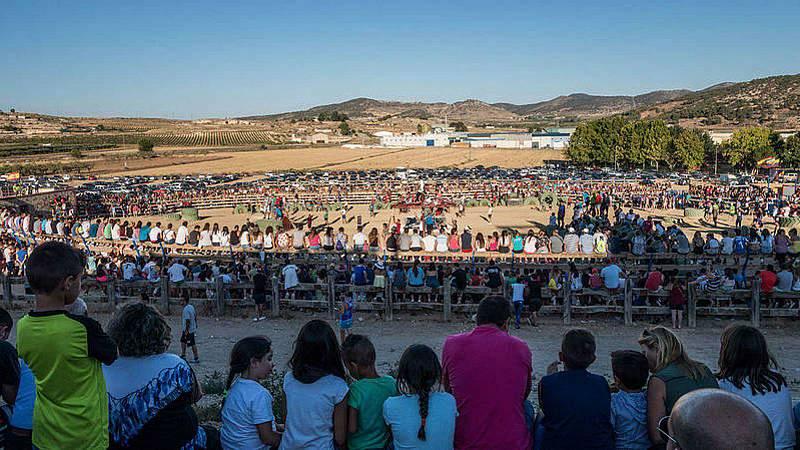 Muere un joven por la cornada de una vaquilla en Alicante