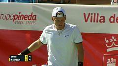 """Tenis - Open Castilla y León """"Villa de El Espinar"""". 2ª semifinal"""