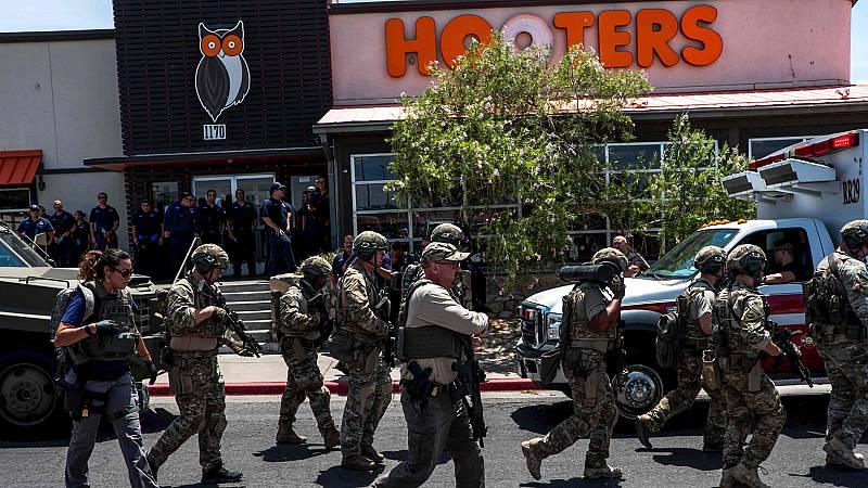 Varios muertos en un tiroteo en un centro comercial en El Paso