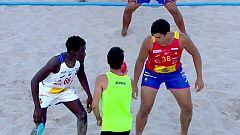 Balonmano playa - Partido de las Estrellas. Masculino