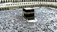 Medina en TVE - Normas de la peregrinación a la Meca