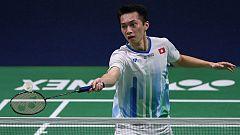 Bádminton - Open de Thailandia. Final individual masculina: Ng Ka Long - Chou Tien Chen