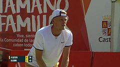 """Tenis - Open Castilla y León """"Villa de El Espinar"""". Final"""