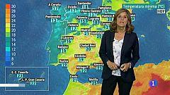 El tiempo en Extremadura - 05/08/19
