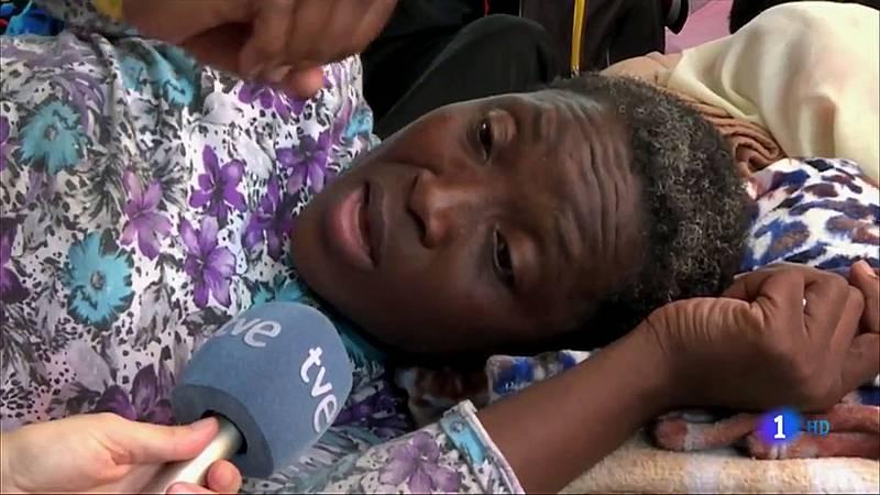 Los inmigrantes a bordo del Open Arms siguen a la espera de un puerto seguro para desembarcar