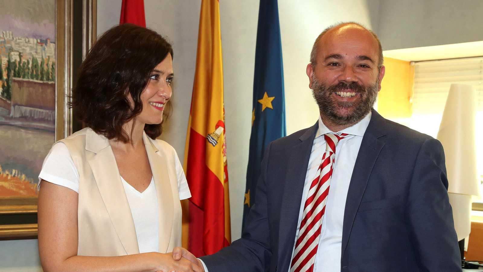 Informativo de Madrid - 06/08/19