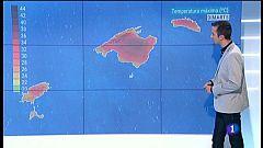 El temps a les Illes Balears - 06/08/19