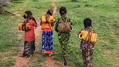 La mañana - Decenas de niños procedentes de África se curan en nuestro país