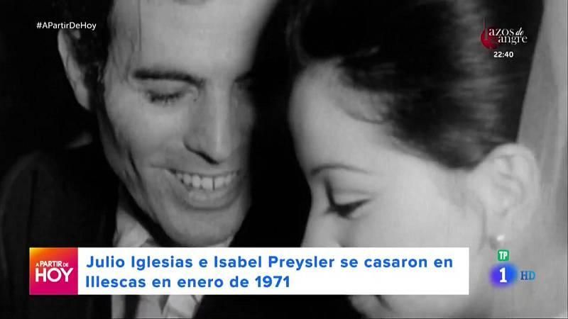 Recordamos los grandes amores de Isabel Preysler