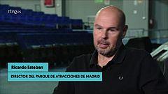 """Ricardo Esteban: """"Este otoño reabriremos el auditorio del Parque de Atracciones de Madrid"""""""