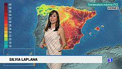 El tiempo en Andalucía - 9/8/2019