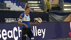Voley Playa - Campeonato de Europa 1/4 Final Femeninos: Países Bajos - Polonia