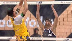 Voley Playa - Campeonato de Europa 1/4 Final Masculinos: Noruega - Alemania