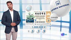 Lotería Nacional - 10/08/19