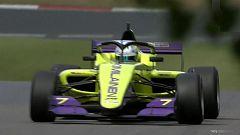 Automovilismo - W Series Clasificación. Brands Hatch (Inglaterra)
