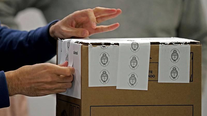 Argentina celebra elecciones primarias para elegir a los candidatos para las presidenciales de octubre