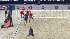 Voley Playa - Campeonato de Europa Final Masculina: Noruega - Rusia
