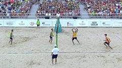 Voley Playa - Madison Beach Voley Tour 2019. Tarragona: Final Masculina