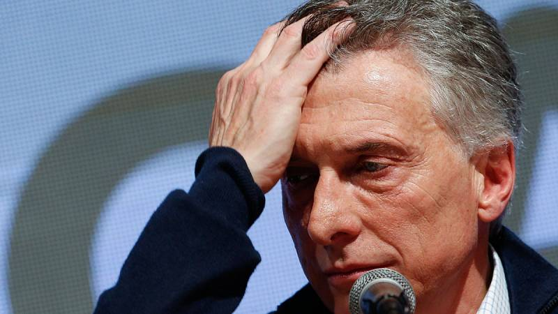Macri reconoce su derrota en las elecciones primarias celebradas este domingo en Argentina
