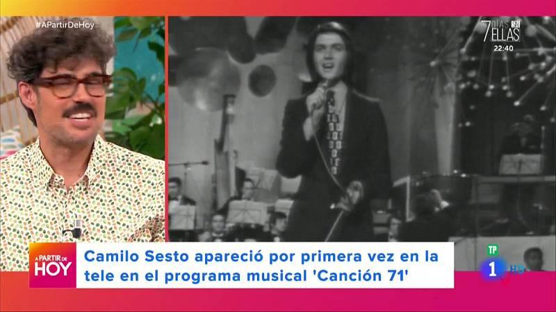 Lo que nunca se supo de Camilo Sesto
