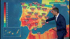 El tiempo en la Comunidad Valenciana - 12/08/19