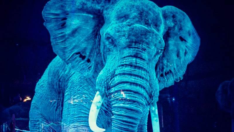 Un circo alemán reemplaza a los animales por hologramas