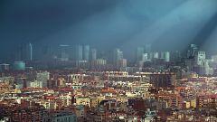 Probabilidad de chubascos y tormentas localmente fuertes en Cataluña