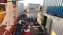 """MSF exige a Bruselas """"desembarco seguro"""" y """"fin de la colaboración con Libia"""""""