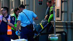Detenido un hombre en Sidney por apuñalar a una mujer e intentar herir a varios transeúntes