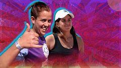 Andrea Benítez y Paloma Pujol, pioneras del deporte urbano