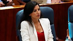 """Rocío Monasterio dará su apoyo si el PP y Cuidadanos """"leen y describen los puntos del programa que firmaron con Vox"""""""