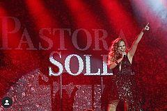 Corazón - Pastora Soler anuncia que está embaraza en pleno concierto