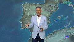 El tiempo en Andalucía - 13/8/2019