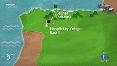 España Directo - Dos en la carretera parte 5