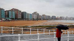 Probables chubascos y tormentas fuertes en puntos del litoral del sureste