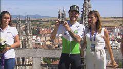 Giacomo Nizzolo gana la primera etapa de la Vuelta a Burgos 2019