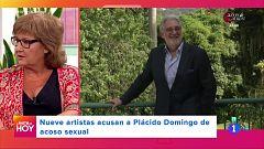A partir de hoy - Cancelan las actuaciones de Plácido Domingo en Filadelfia y San Francisco