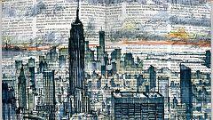 París, Madrid y Nueva York: Libros de viaje y cuadernos de escritura para tres ciudades únicas