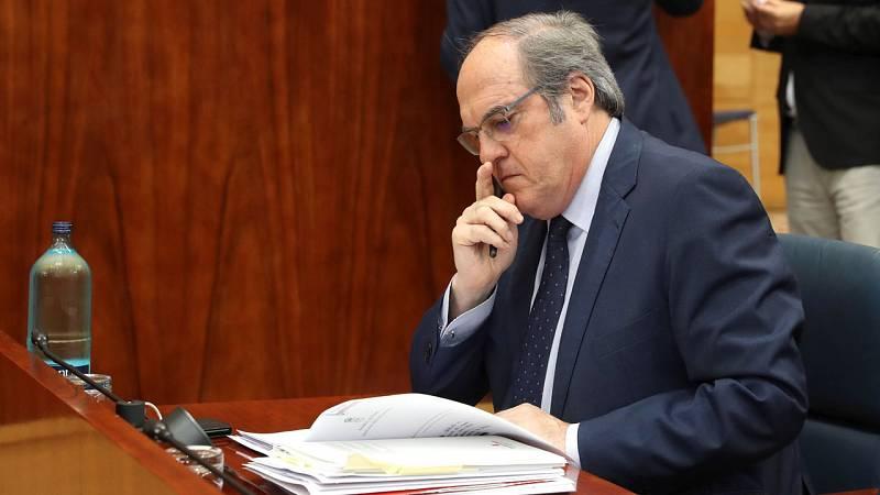 """Gabilondo: """"Madrid no puede ser un bastión contra el gobierno de España cuando no es de su color político"""""""