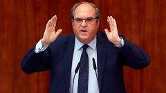 """Gabilondo critica la corrupción del PP de Madrid y Ayuso pide """"no volver al pasado"""""""