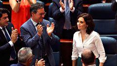 Isabel Díaz Ayuso, nueva presidenta de la Comunidad de Madrid