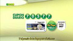 Sorteo ONCE - 14/08/19
