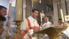 El día del Señor - Desde la Cathédrale Notre Dame-de-l'Annonciation, en Puy-en-Velay (Francia)