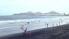 El tiempo en Canarias - 15/08/2019