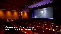 Lazos de Sangre - ¿Cómo era Carlos Larrañaga?