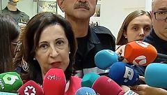 """Margarita Robles asegura que Salvini """"se desacredita por sí solo"""" con sus declaraciones sobre el 'Open Arms'"""