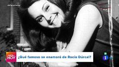 A partir de hoy - ¿Qué famoso se enamoró de Rocío Dúrcal?