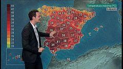 El tiempo en la Comunidad Valenciana - 16/08/19