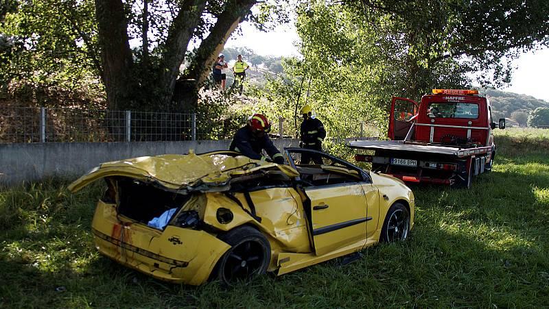 Los contraanálisis confirman que el conductor del accidente en el que murieron cuatro jóvenes había consumido alcohol y drogas